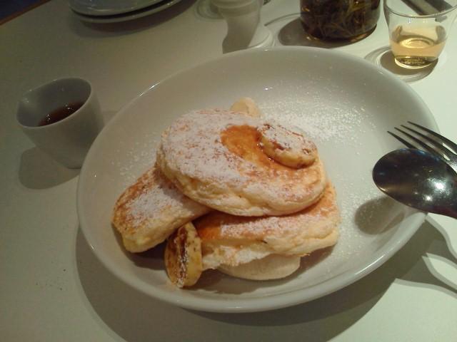 世界一の朝食を…